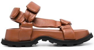 Jil Sander Chunky Flat Sandals