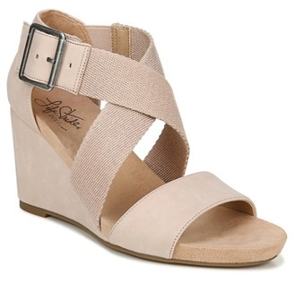 LifeStride Hayden Wedge Sandal