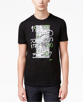 HUGO BOSS Hguo Boss Green Men's Graphic-Print T-Shirt