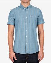 Volcom Men's Quincy Stripe Shirt