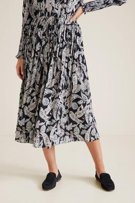 Seed Heritage Paisley Skirt