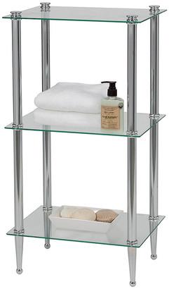 Creative Bath 3-Shelf Tower Unit