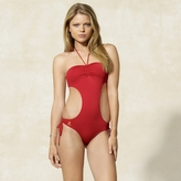 Rugby Solid Monokini