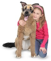 Melissa & Doug Toddler Oversized German Shepherd