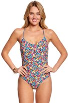 Anne Cole Budding Romance One Piece Swimsuit 8151742