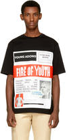 Loewe Black Fire of Youth Poster T-Shirt