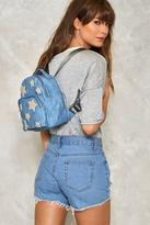 Nasty Gal nastygal WANT Star Quality Embellished Mini Backpack