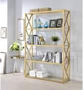 Everly Quinn Lorenza Etagere Bookcase Quinn