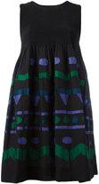 Issey Miyake geometric shape dress