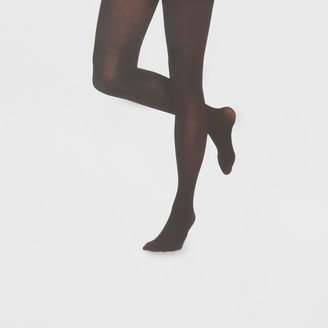 Xhilaration Women's 40D Opaque Tights - XhilarationTM