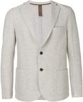 Eleventy single breasted blazer - men - Virgin Wool - 50