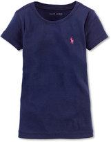 Ralph Lauren T-Shirt, Toddler & Little Girls (2T-6X)