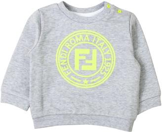 Fendi Sweatshirt With Newborn Logo