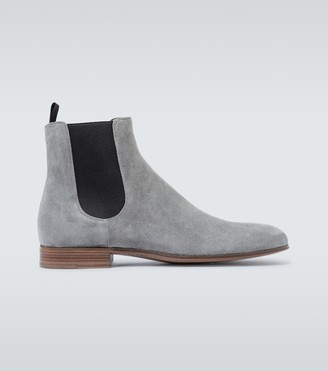 Gianvito Rossi Exclusive to Mytheresa - Alain suede Chelsea boots