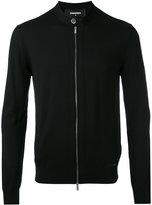 DSQUARED2 zipped cardigan - men - Wool - S