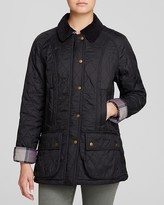 Barbour Jacket - Beadnell Polar Quilted