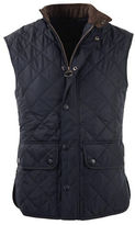 Barbour Lowerdale Quilted Polar Fleece Gilet Vest