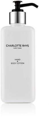 Charlotte Rhys Hand & Body Lotion 300Ml Pure Charcoal