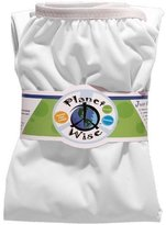Planet Wise Reusable Diaper Pail Liner, White by Planet Wise Inc.