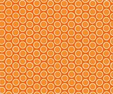 Graco SheetWorld Fitted Pack N Play Sheet - Primary Bubbles Orange Woven - Made In USA - 27 inches x 39 inches (68.6 cm x 99.1 cm)