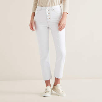 Seed Heritage Button Through Jean
