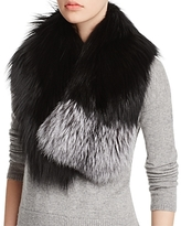 Maximilian Furs Fox Collar