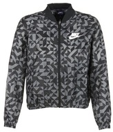 Nike JKT TANGRAMS Black / Grey