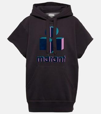Etoile Isabel Marant Milesy cotton-blend hoodie