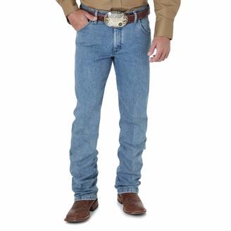 Wrangler Men's Tall Cowboy Cut Jean
