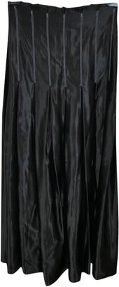 Beaufille Black Skirt for Women
