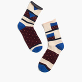 Madewell Mismatch Trouser Socks