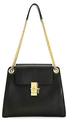 Chloé Women's Medium Annie Leather Shoulder Bag