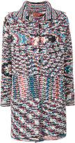 Missoni long cashmere cardigan