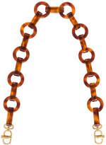 Mark Cross Large Tortoise Chain Strap