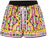 Ashish sequinned mirrored shorts