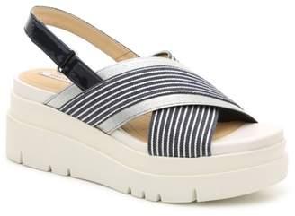 Geox Radwa 2 Wedge Sandal
