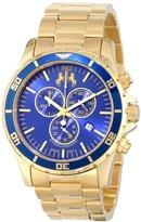 """Jivago Men's JV6125 """"Ultimate"""" Stainless Steel Watch"""