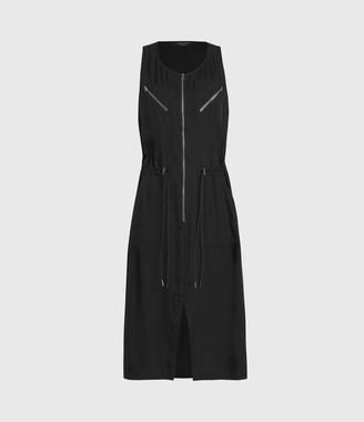 AllSaints Vola Dress
