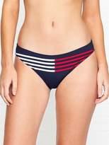 Tommy Hilfiger Core Stripe Classic Bikini Bottoms