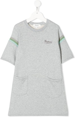Bonpoint Jersey Sweatshirt Dress