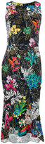 Peter Pilotto sleeveless floral dress - women - Polyester/Spandex/Elastane/Acetate/Viscose - 10