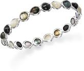 Ippolita Sterling Silver Rock Candy® Bangle Bracelet in Black Tie