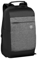 Wenger Bahn 16 Laptop Backpack, Black