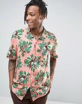 Obey Paradise Print Shirt