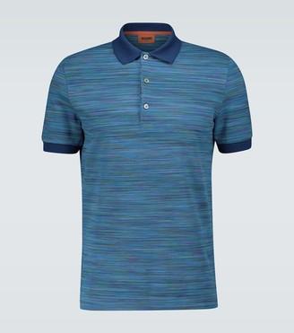 Missoni Short-sleeved polo shirt
