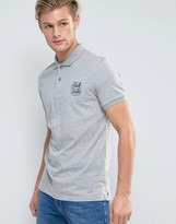 Jack and Jones Chest Logo Polo