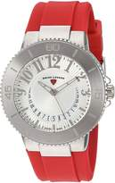 Swiss Legend Women's 11315SM-02-RDS Riviera Analog Display Swiss Quartz Red Watch