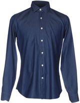 Mastai Ferretti Denim shirts