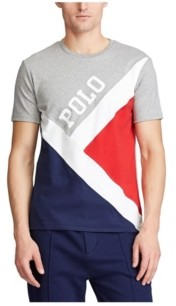 Polo Ralph Lauren Men's Classic Fit Pieced T-Shirt