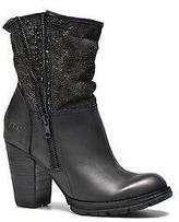Bunker Women's HanMu Rounded toe Ankle Boots in Black